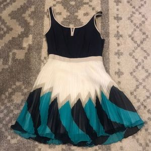 Max and Cleo party dress